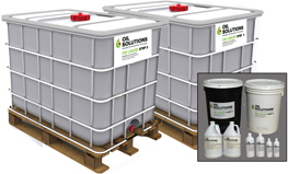 Oil Solutions Step 1 & Step 2 Liquid