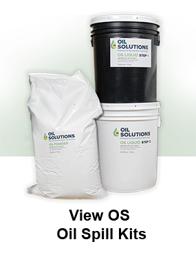 See OS Oil Spill Kits