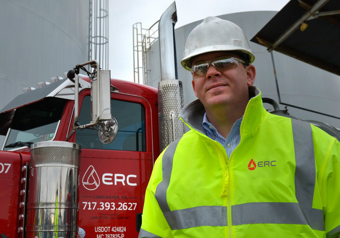 erc of pa uses oil solutions
